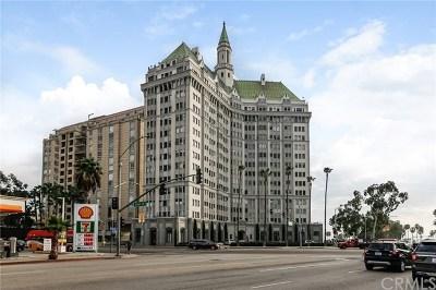 Long Beach Condo/Townhouse For Sale: 800 E Ocean Boulevard #1508