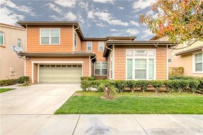 La Habra Single Family Home For Sale: 1241 W Marigold Avenue