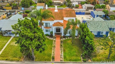 Downey Single Family Home For Sale: 9014 Paramount Boulevard
