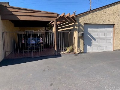 Anaheim Condo/Townhouse For Sale: 393 N Ironpike Circle #21