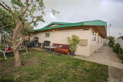Stanton Multi Family Home For Sale: 10602 Flower Ave
