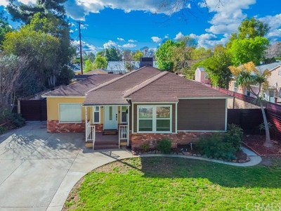Reseda Single Family Home For Sale: 7019 Jamieson Avenue