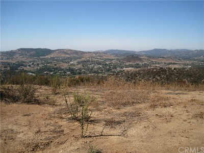 Murrieta Residential Lots & Land For Sale: Paseo Montana