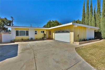 Whittier Single Family Home For Sale: 11627 Groveside Avenue