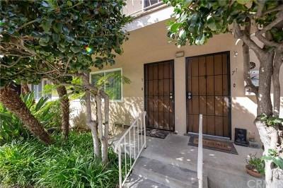 Long Beach Single Family Home For Sale: 1023 E Appleton Street #5