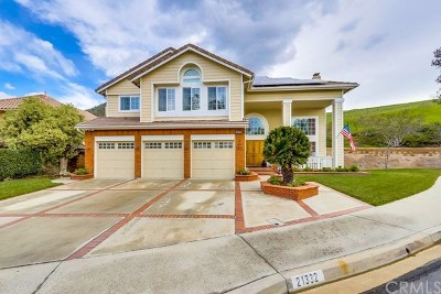 Rancho Santa Margarita Single Family Home For Sale: 21332 Stonetower Drive