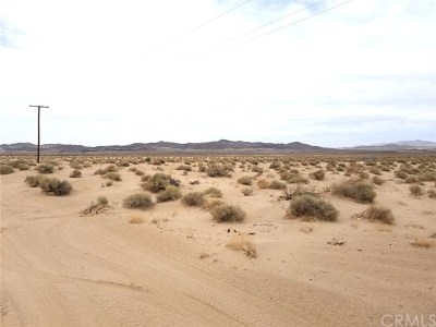 Newberry Springs Residential Lots & Land For Sale: Bon View Avenue