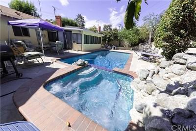 West Covina Single Family Home For Sale: 3640 S Sentous Avenue