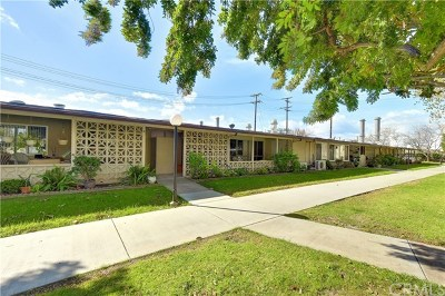 Seal Beach CA Co-op For Sale: $201,500