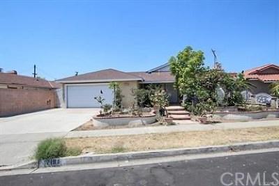 Garden Grove Single Family Home For Sale: 12191 Pearce Avenue