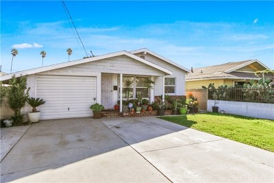 Wilmington Single Family Home Active Under Contract: 1226 N Marine Avenue