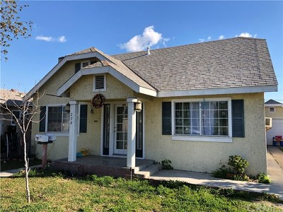 Anaheim Multi Family Home For Sale: 220 E South Street