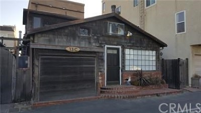 Orange County Single Family Home For Auction: 13 C Pacific Avenue