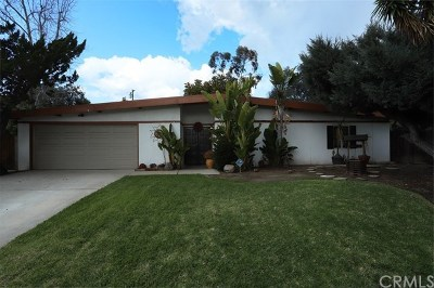 Claremont Single Family Home For Sale: 4154 Las Casas Avenue