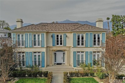 Arcadia Single Family Home For Sale: 1111 Encanto Drive