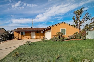 Buena Park Single Family Home For Sale: 6611 Mount Baldy Circle