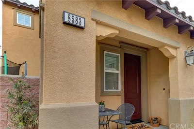 Chino Condo/Townhouse For Sale: 8583 Founders Grove Street