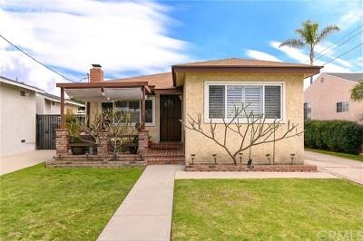 Lakewood Single Family Home For Sale: 6150 Ibbetson Avenue
