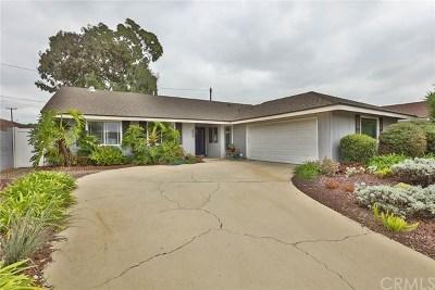 Whittier Single Family Home For Sale: 10920 Larrylyn Drive