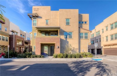 Buena Park Condo/Townhouse For Sale: 5816 Spring Street