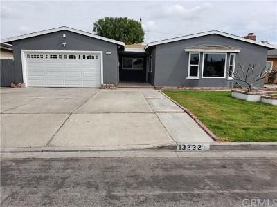 Garden Grove Single Family Home For Sale: 13232 Rockinghorse Road
