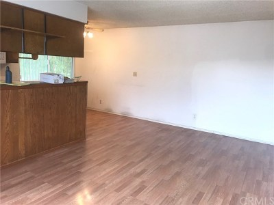 Rowland Heights Condo/Townhouse Active Under Contract: 18219 Via Dicha #4