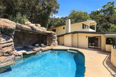 Glendora Single Family Home For Sale: 210 Crescent Glen Drive