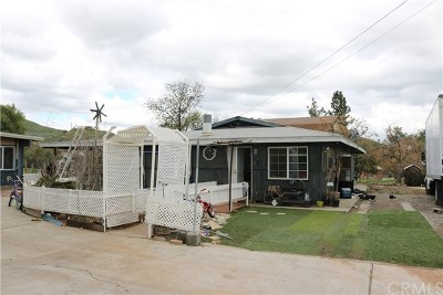 Perris Single Family Home For Sale: 20676 Fig Street
