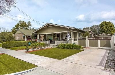 Orange Single Family Home For Sale: 167 N Cambridge Street