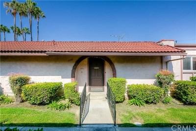 Garden Grove Single Family Home For Sale: 10105 Montecito