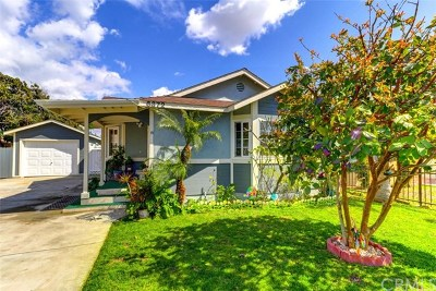 Buena Park Single Family Home For Sale: 6372 Marshall Avenue
