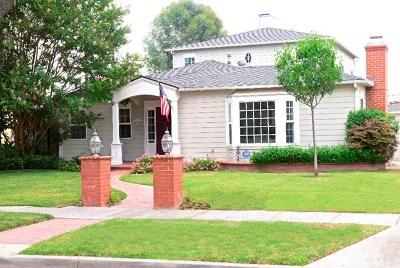 Long Beach Single Family Home For Sale: 3918 Elm Avenue
