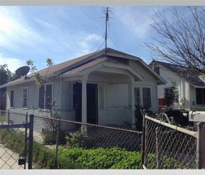 Los Angeles Single Family Home Pending: 1424 E 65th Street
