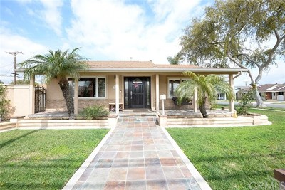 Los Alamitos Single Family Home For Sale: 4721 Howard Avenue