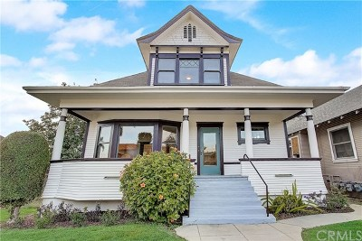 Whittier Single Family Home Active Under Contract: 7211 Washington Avenue