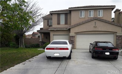 Corona Single Family Home For Sale: 7470 Coco Court