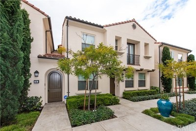 Irvine Condo/Townhouse For Sale: 60 Emerald Clover