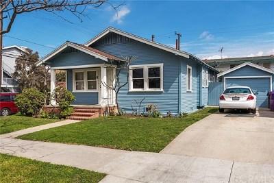 Long Beach Single Family Home For Sale: 940 Raymond Avenue