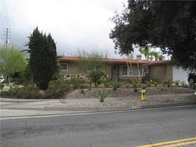 Riverside Single Family Home For Sale: 11176 Norwood Avenue