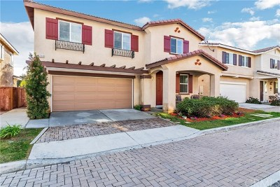 Riverside Single Family Home For Sale: 4366 Cruz
