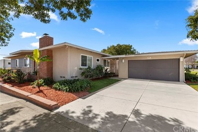 La Habra Single Family Home For Sale: 240 Highland Court