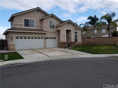 Chino Hills CA Single Family Home For Sale: $615,000