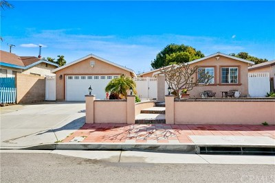 Westminster Single Family Home Active Under Contract: 13812 Pacific Avenue