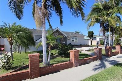 Fullerton Single Family Home For Sale: 1347 W Maxzim Avenue