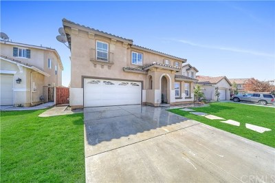 Moreno Valley Single Family Home For Sale: 25945 Magnifica Court
