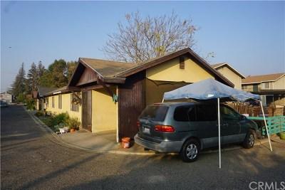 Visalia Multi Family Home For Sale: 647 E Houston Avenue