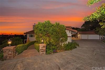 North Tustin Single Family Home For Sale: 12872 Via Aventura