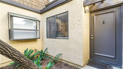 Los Angeles County Condo/Townhouse For Sale: 12750 Centralia Street #22