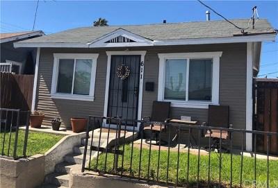 Wilmington Single Family Home For Sale: 611 Lagoon Avenue