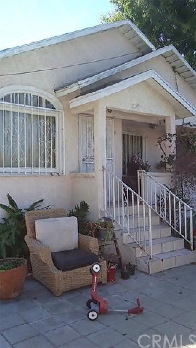 Los Angeles CA Multi Family Home For Sale: $330,000